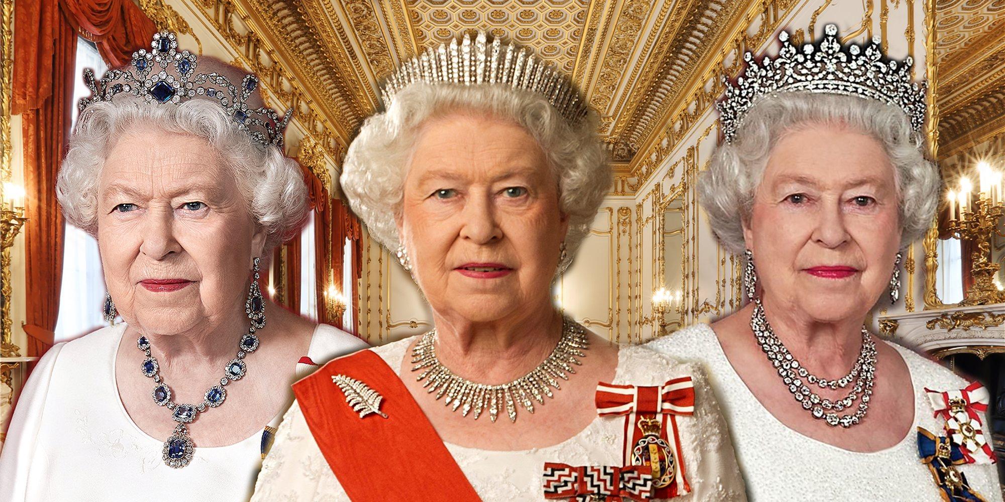 El fastuoso joyero de la Reina Isabel: desde tiaras de los Romanov hasta aguamarinas de Brasil