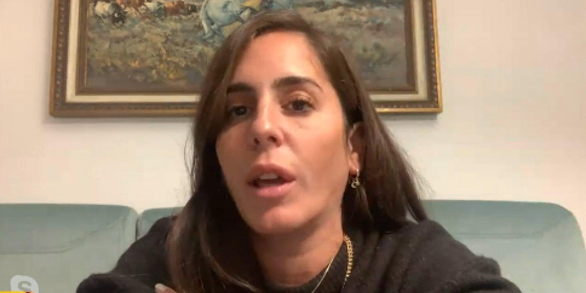 """Anabel Pantoja sobre su visita a Isabel Pantoja en Cantora: """"La cosa dentro de lo mal está mejor"""""""