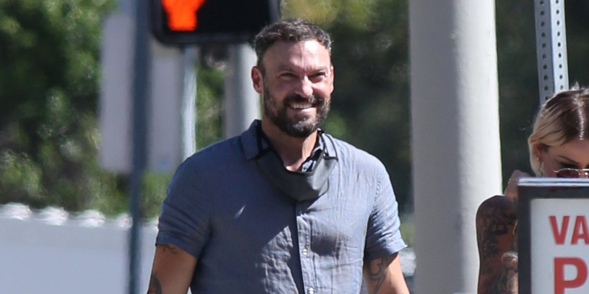 Brian Austin Green hace oficial su romance con Sharna Burgess tras divorciarse de Megan Fox