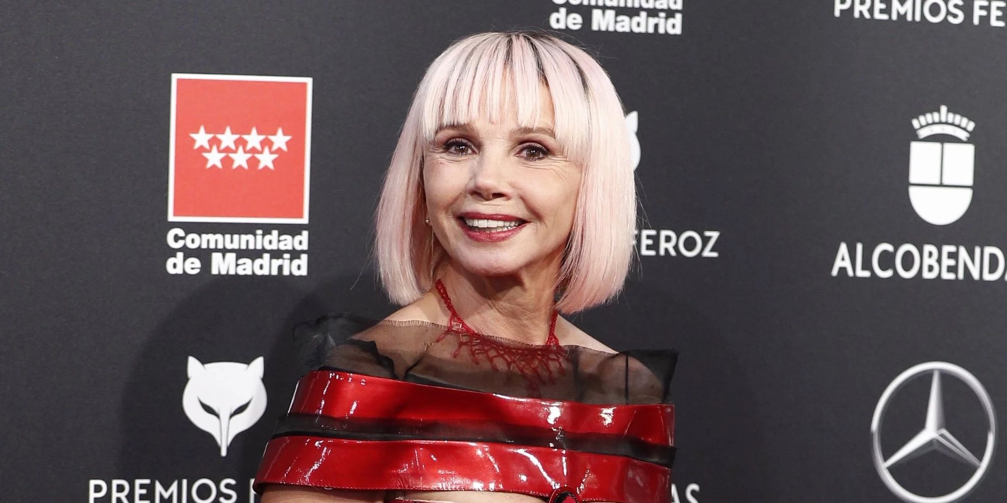 Victoria Abril recibirá el Premio Feroz de Honor 2021