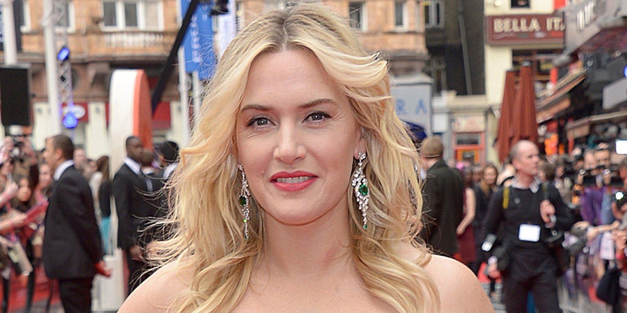 Kate Winslet se sintió acosada por la prensa tras 'Titanic'