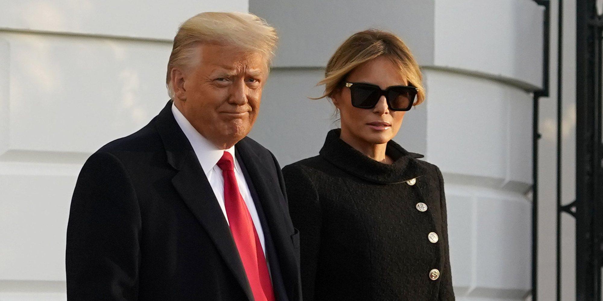 El vídeo viral en el que Melania Trump evidencia su cambio de actitud tras abandonar la Casa Blanca