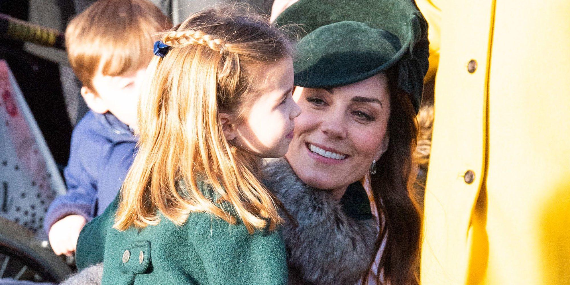 La curiosa afición compartida de Kate Middleton y la Princesa Carlota