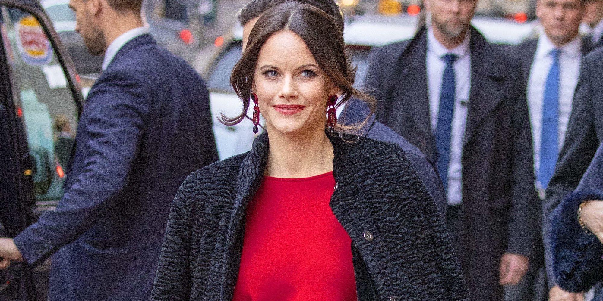 La renuncia que Sofia de Suecia se ha negado a hacer a pesar de su embarazo