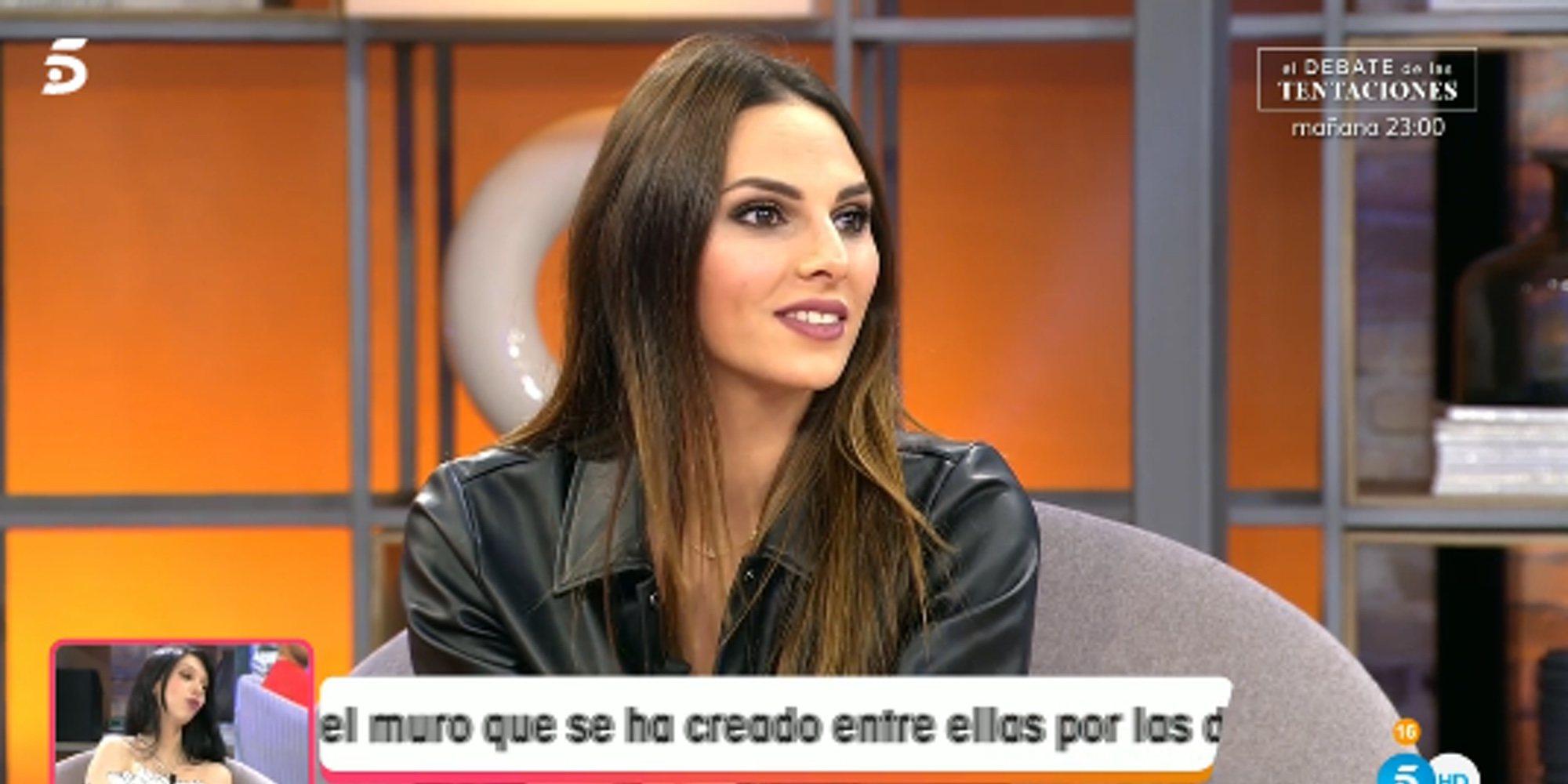 Irene Rosales revela que Isabel Pantoja ha hecho una videollamada a su hija Carlota por 3 cumpleaños