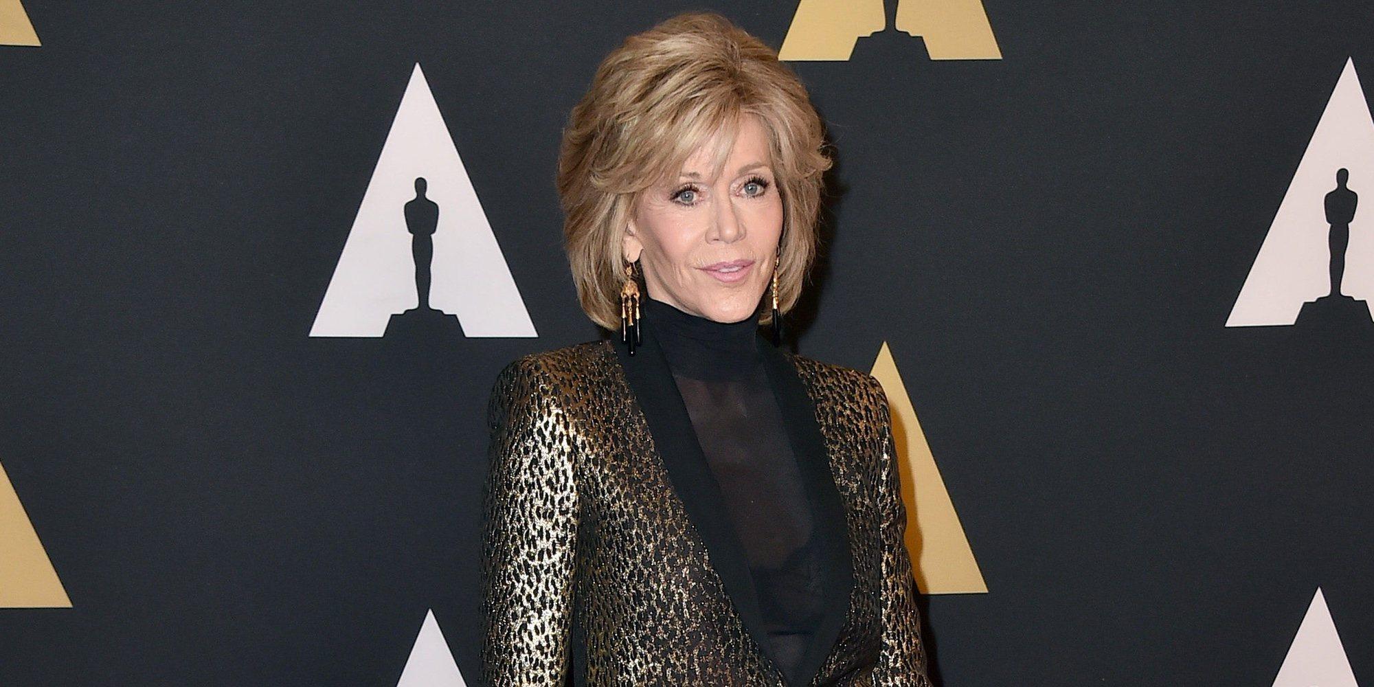 Jane Fonda, otra estrella de Hollywood que ya está vacunada del coronavirus