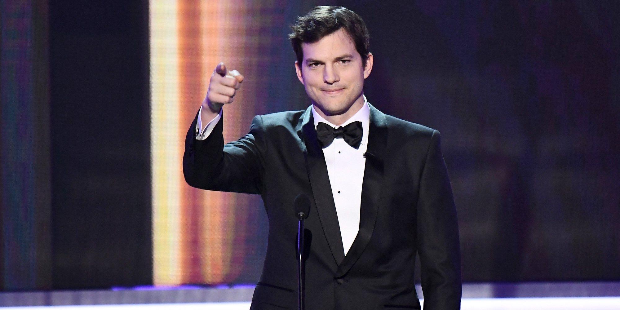Ashton Kutcher confunde 'Los Bridgerton' con una película porno mientras lo veía Mila Kunis