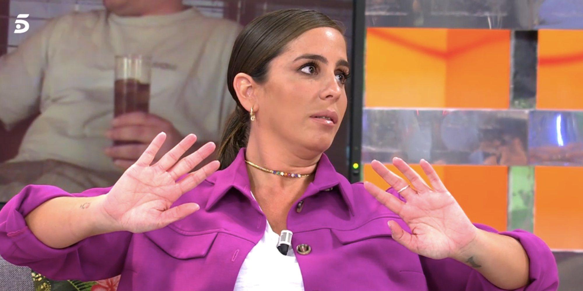 """Anabel Pantoja asegura que no conocía la adicción de Kiko Rivera: """"Yo nunca iba a sus fiestas"""""""