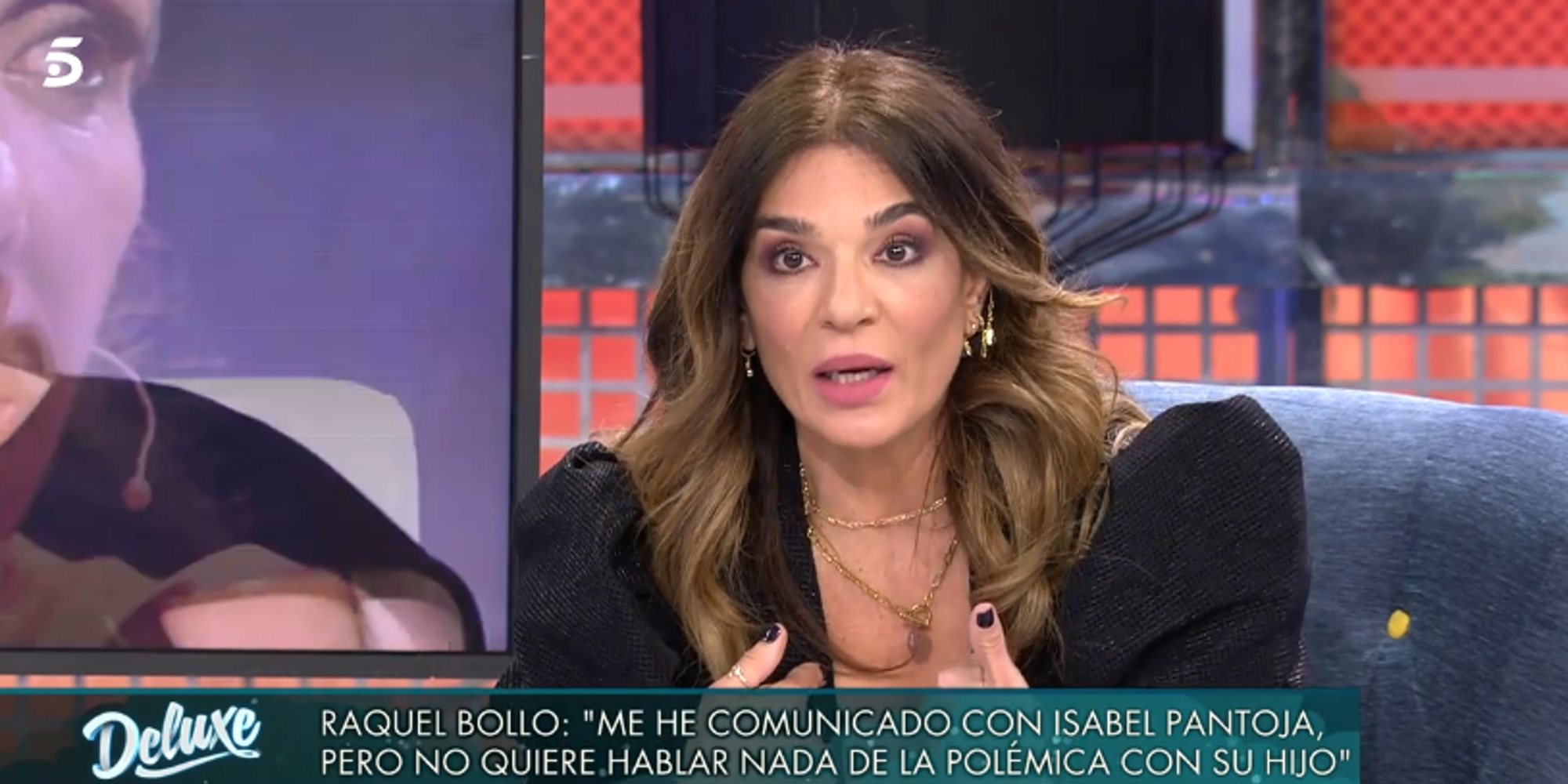 """Raquel Bollo muy sincera sobre la situación de Isabel Pantoja: """"Ha perdido la cabeza"""""""