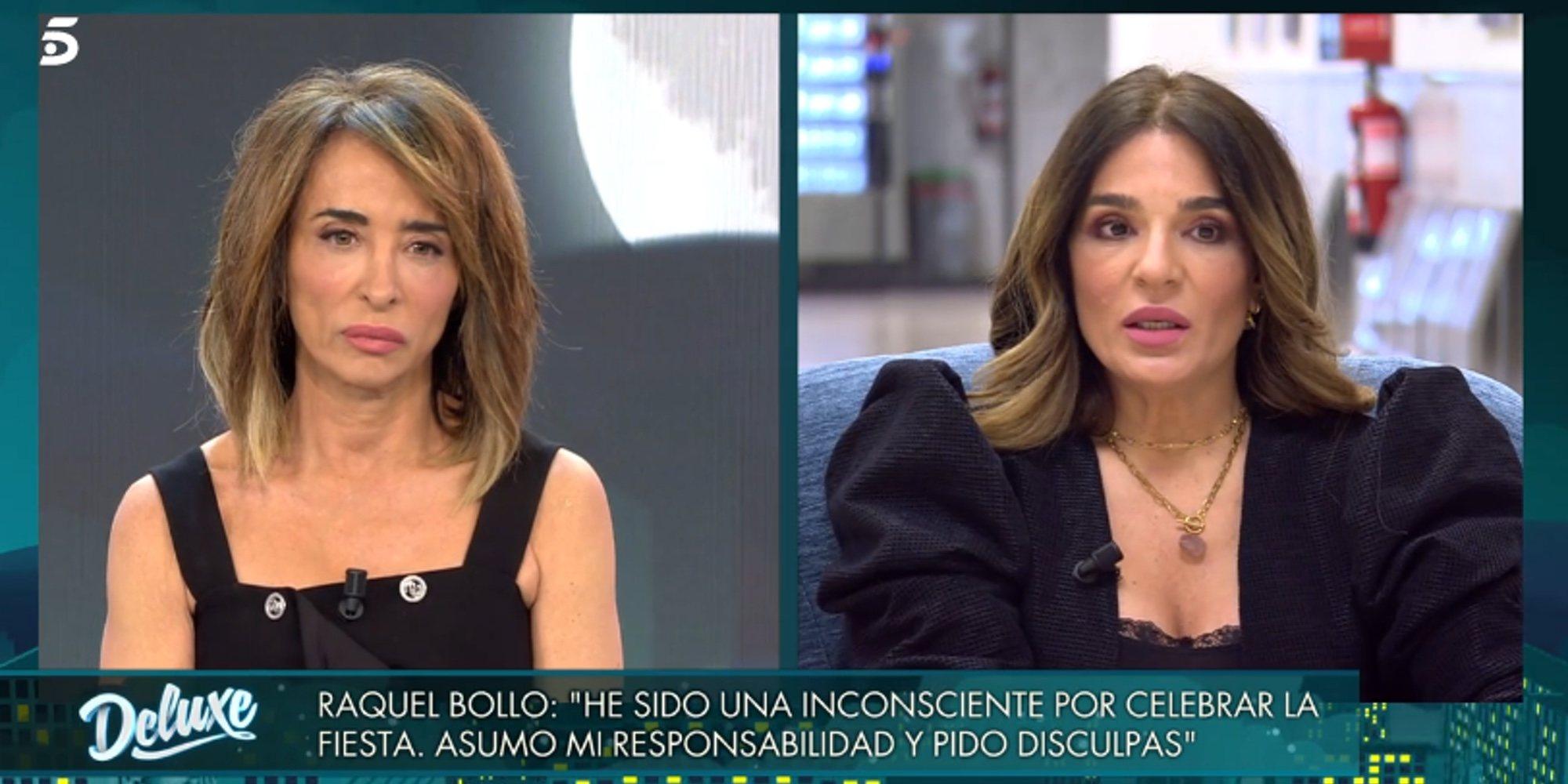 """Raquel Bollo tras saltarse las medidas anticovid con una fiesta: """"No puedo justificar nada, solo asumir la culpa"""""""