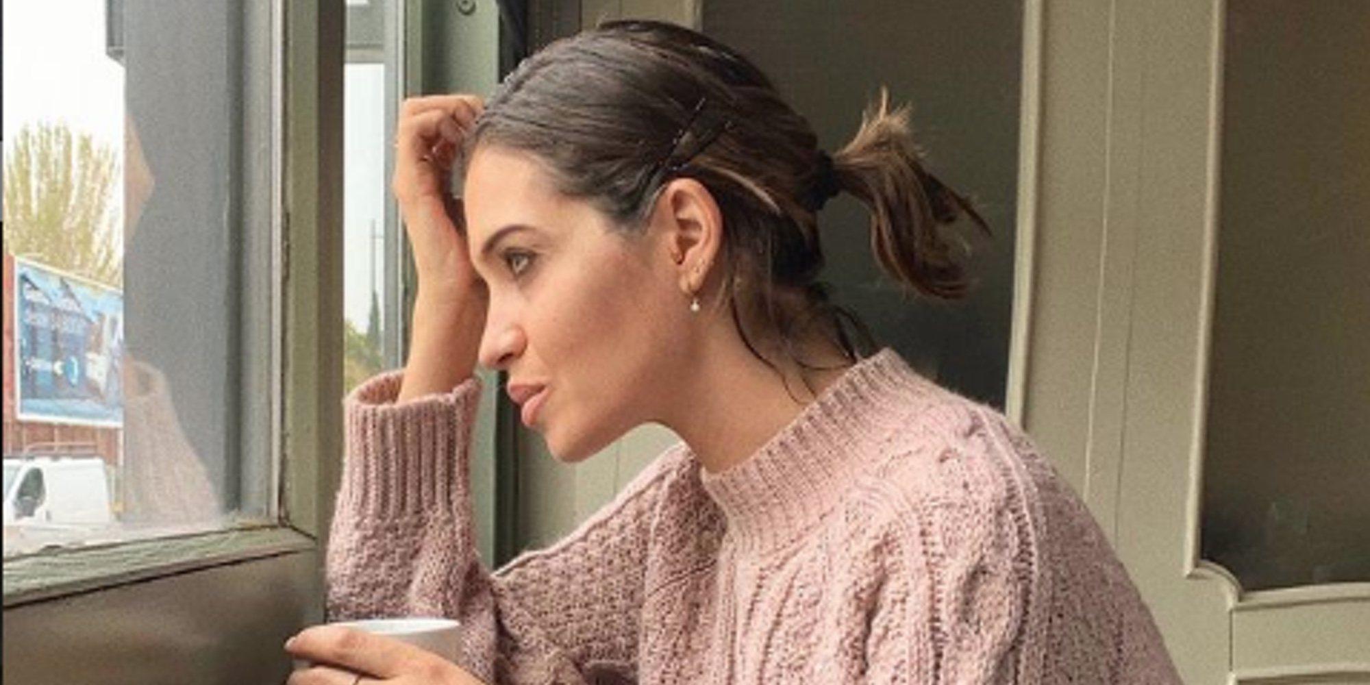 "Sara Carbonero, feliz de volver a casa tras ser operada: ""Libertad, divino tesoro"""