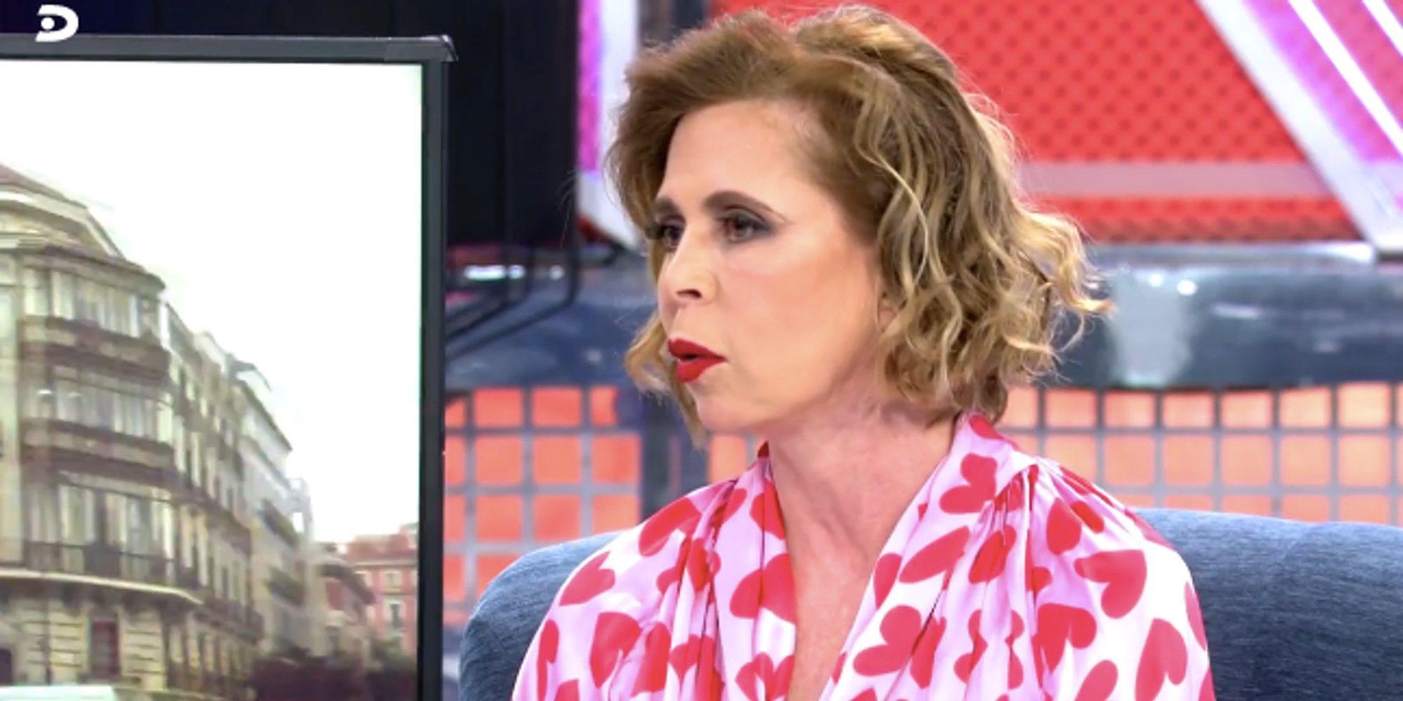 """Ágatha Ruiz de la Prada recuerda su peor entrevista con Isabel Gemio: """"Fue muy antipática"""""""