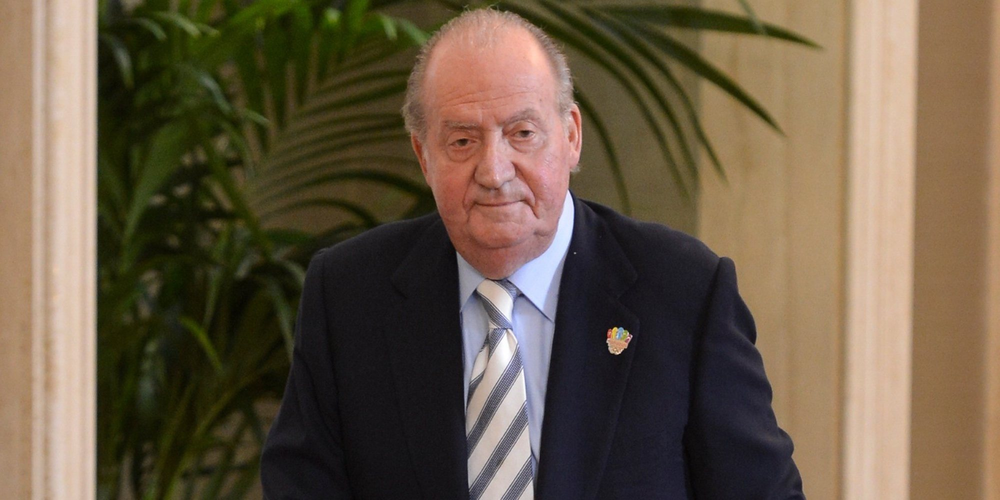 Casa Real desmiente que el Rey Juan Carlos esté grave