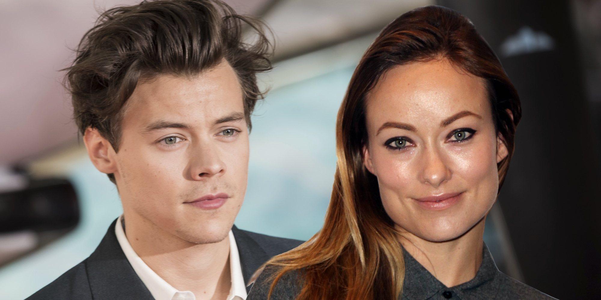 Olivia Wilde se muda con Harry Styles y abandona la casa que compartía con Jason Sudeikis