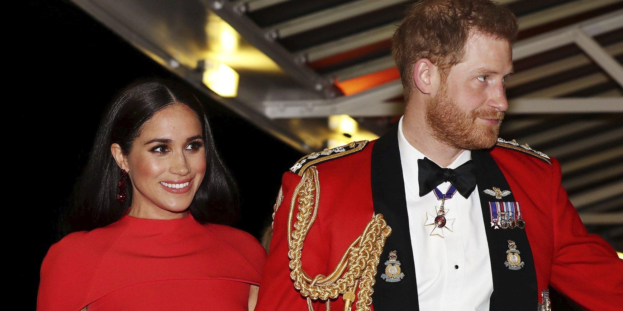 El Príncipe Harry y Meghan Markle renuncian a volver a la Casa Real Británica