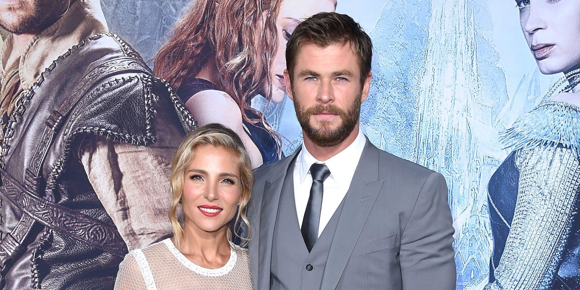 Rumores de crisis entre Chris Hemsworth y Elsa Pataky a pesar de su última declaración de amor