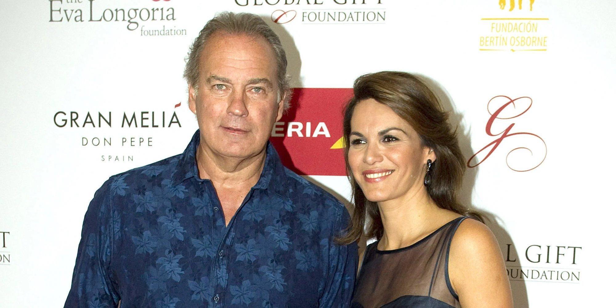 Arévalo desvela el gran motivo de la separacion de Bertín Osborne y Fabiola Martínez