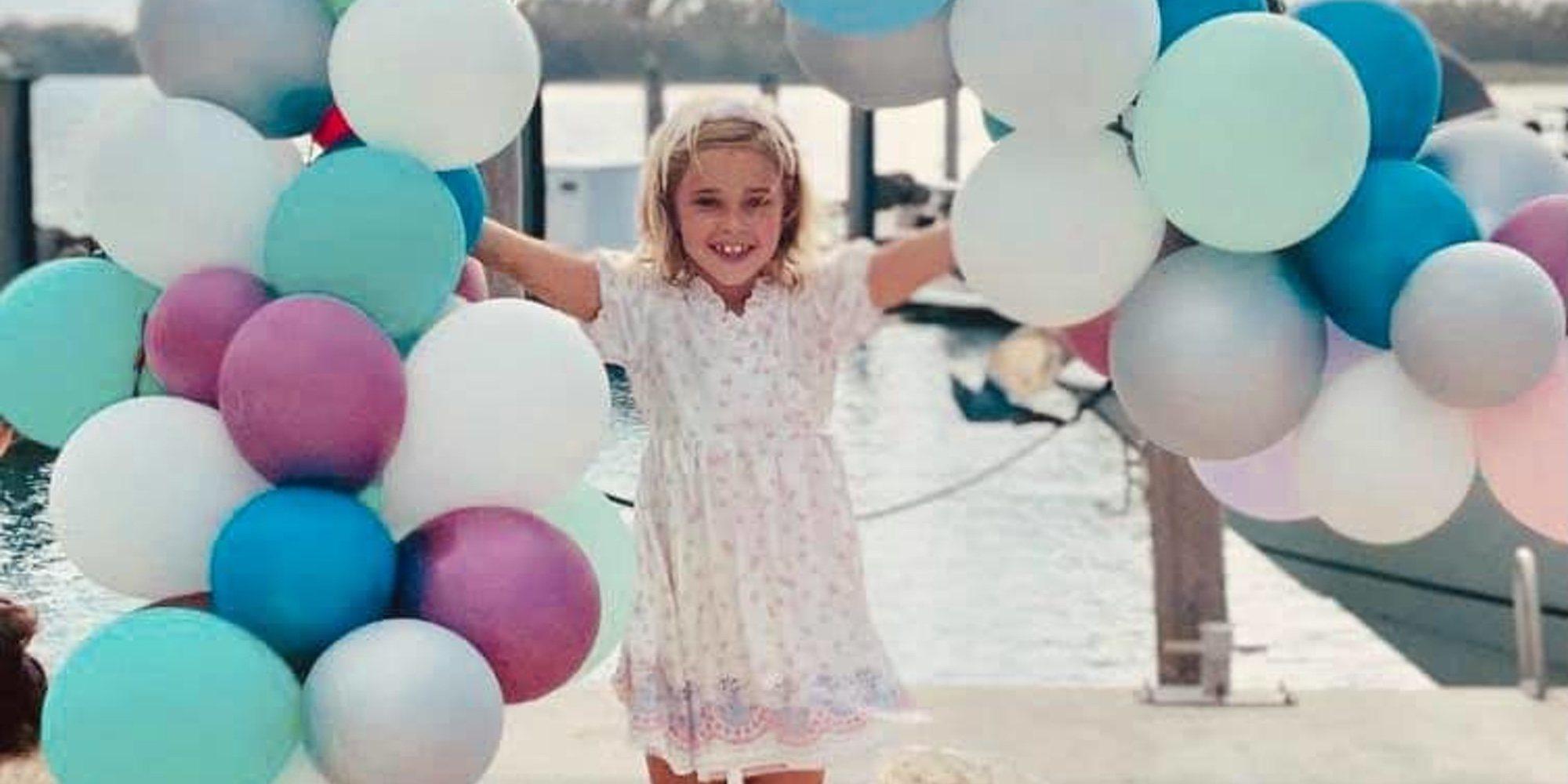 """La Princesa Leonor de Suecia celebra su séptimo cumpleaños siendo """"completamente única"""""""
