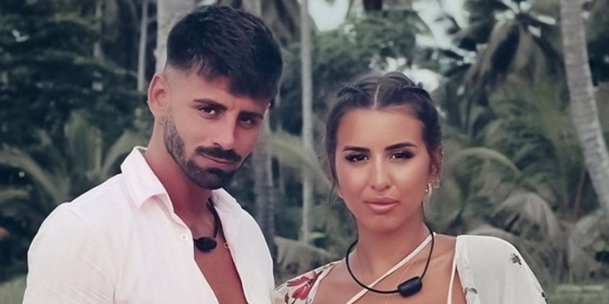 Marina García e Isaac Torres, pillados juntos tras 'La isla de las tentaciones 3'