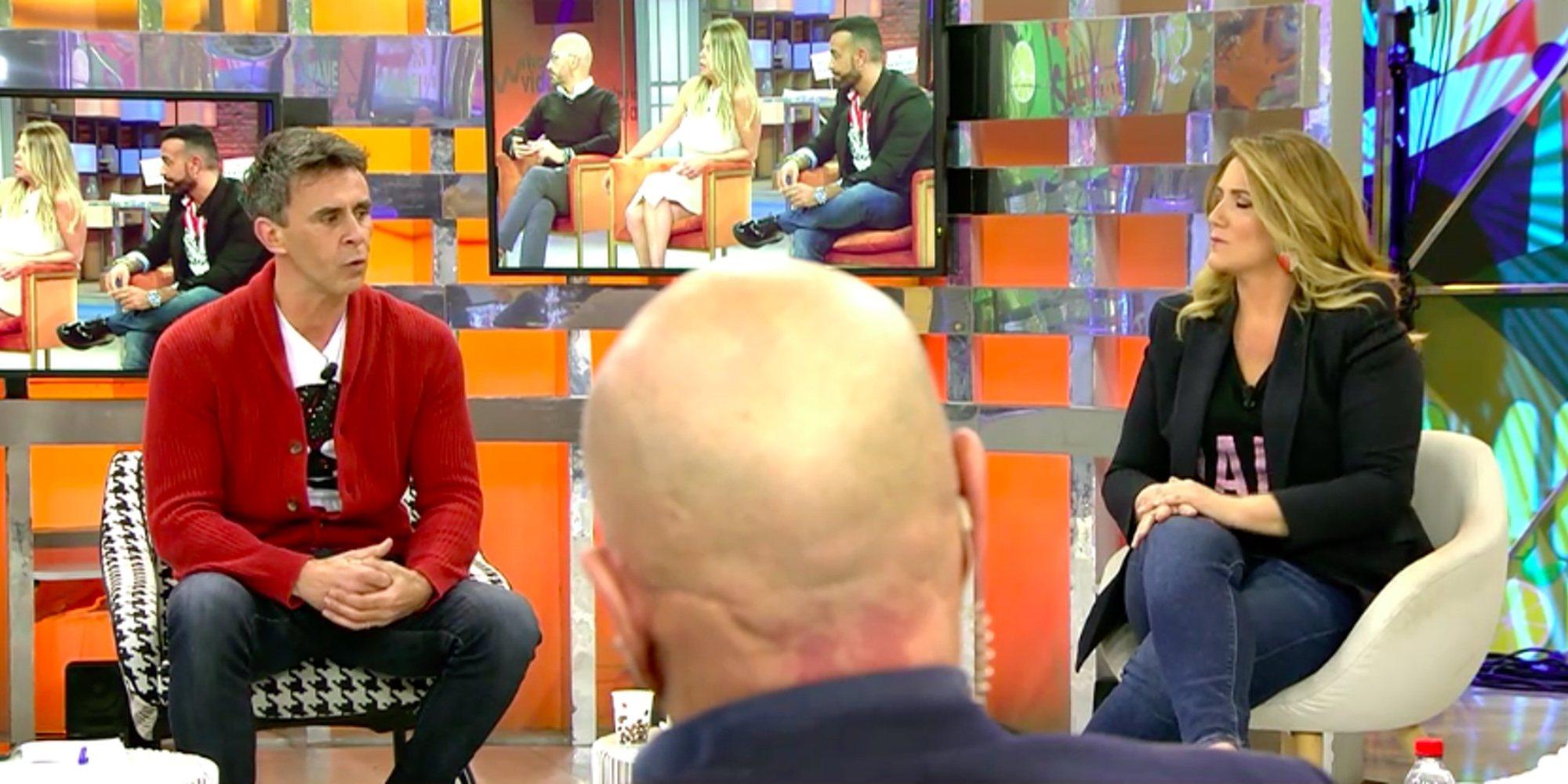 "Alonso Caparrós revela que está distanciado de su hijo: ""Me está pasando algo parecido a Matamoros"""