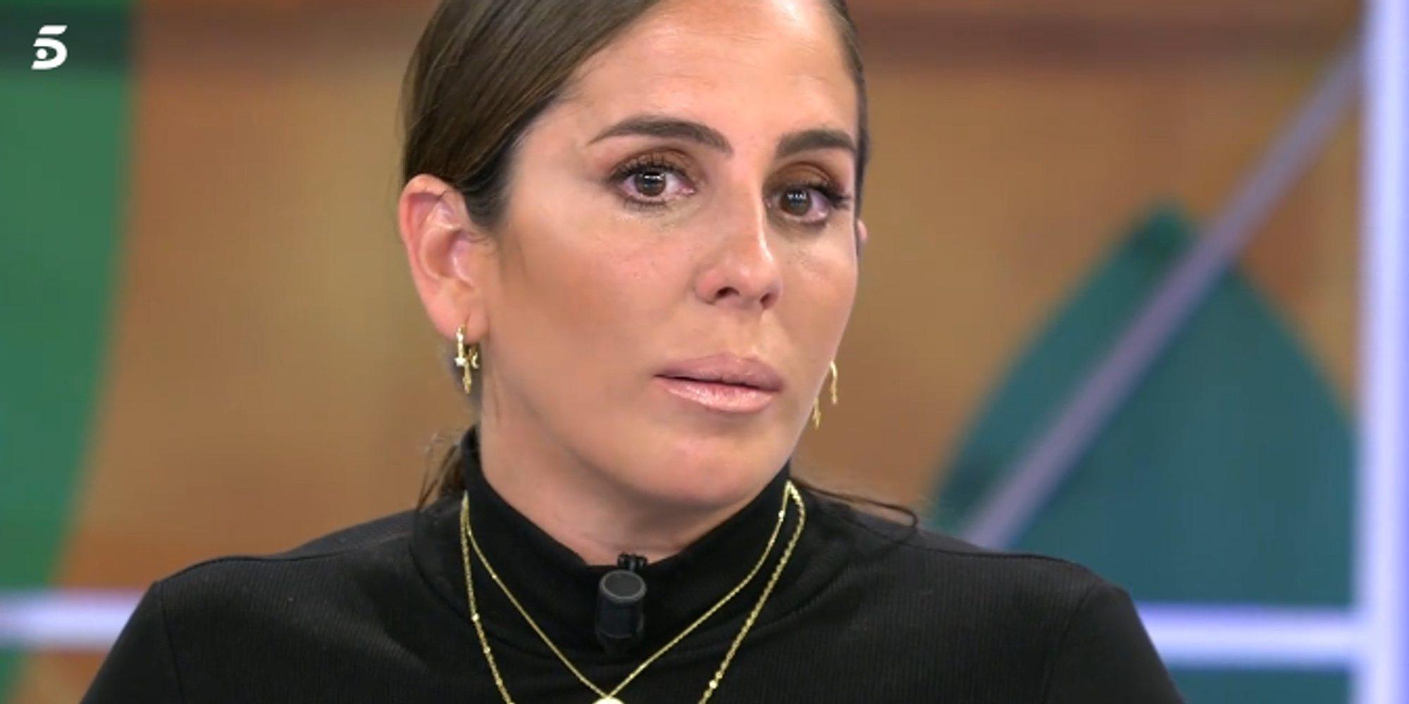 """Anabel Pantoja se derrumba: """"Si Kiko Rivera cree que no he estado a la altura, que me llame"""""""
