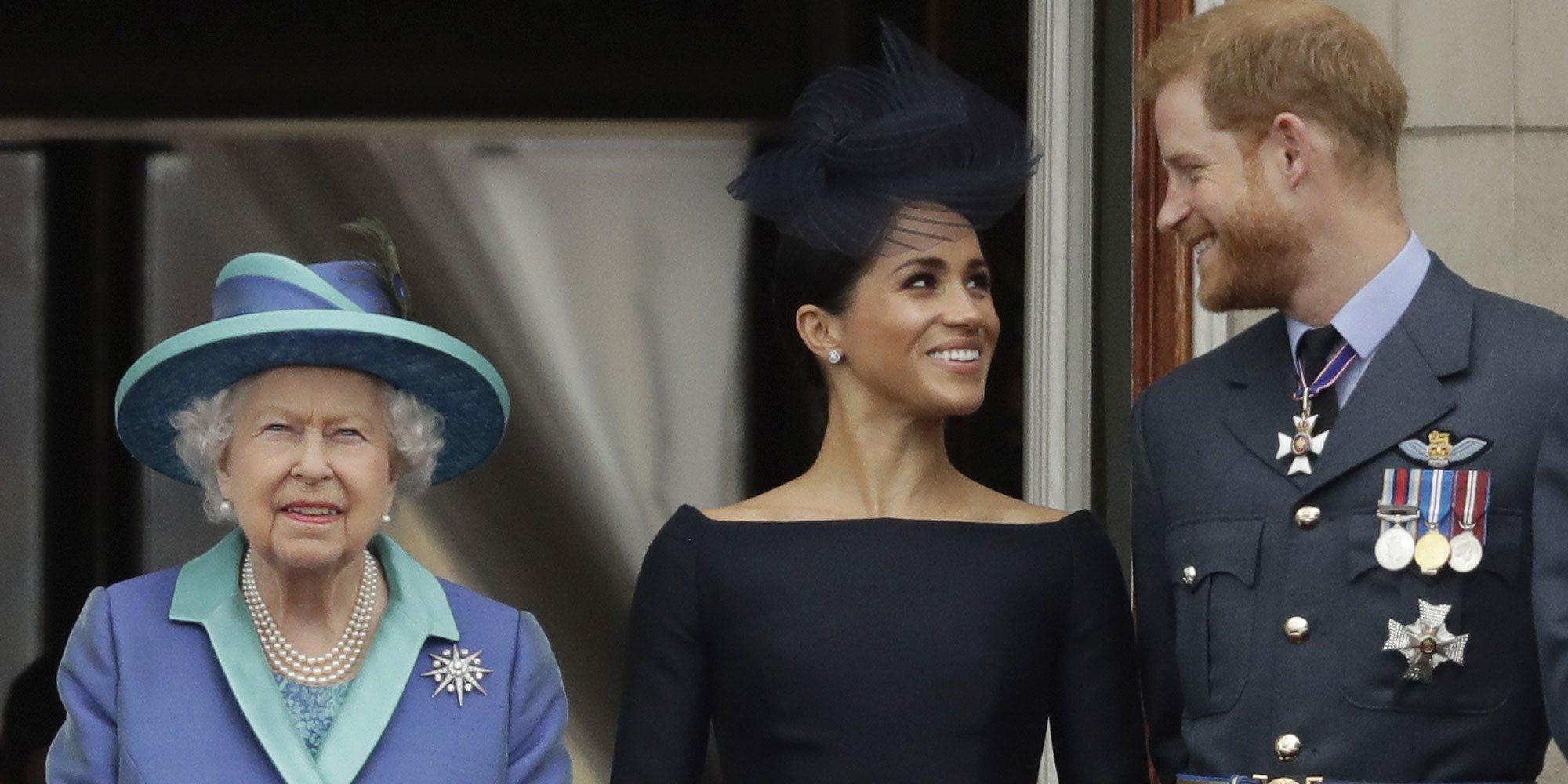 La reaparición del Príncipe Harry y Meghan Markle tras el Sussexit definitivo y la 'venganza' de la Reina Isabel