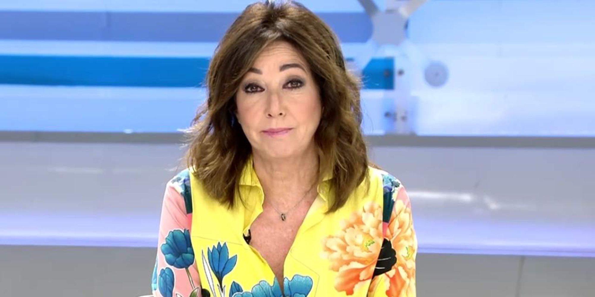 Ana Rosa Quintana envía todo su ánimo a Julia Otero tras anunciar que tiene cáncer