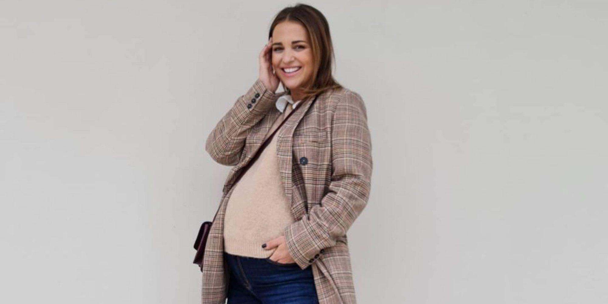 Paula Echevarría revela su secreto mejor guardado: cuánto le falta para dar a luz