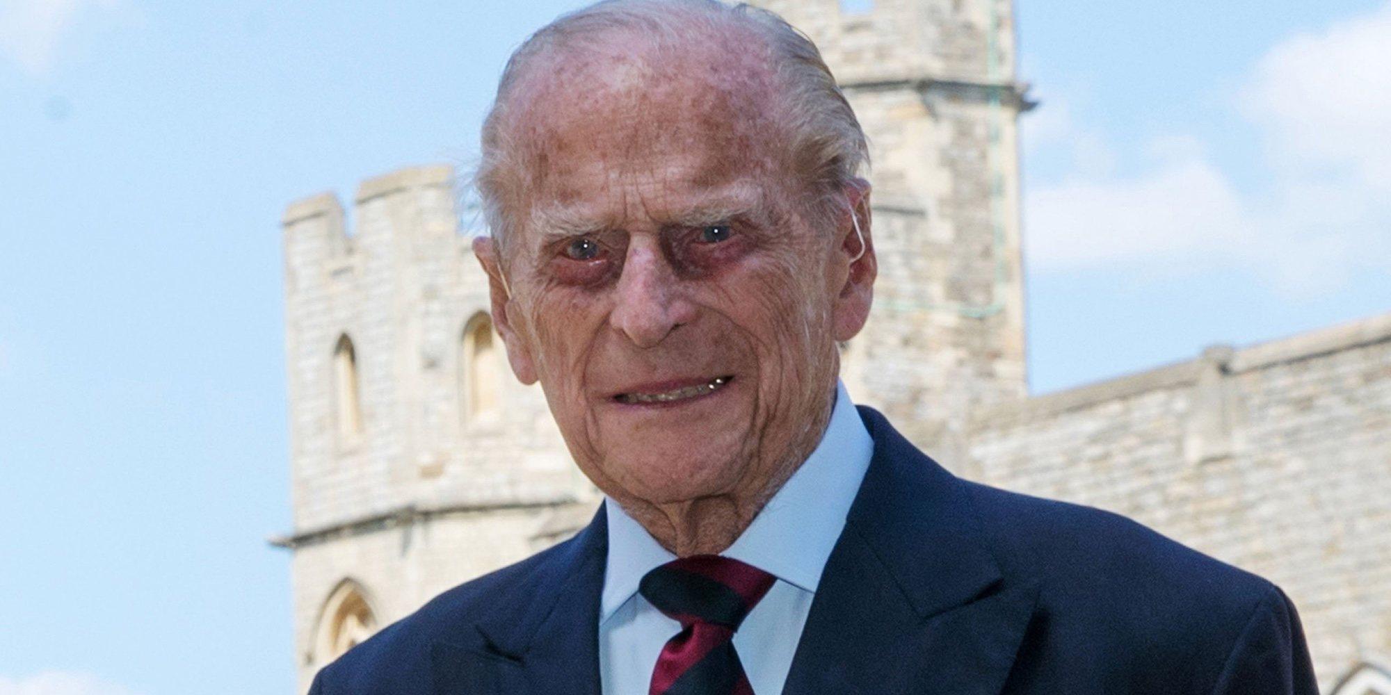 El Duque de Edimburgo, trasladado de hospital tras su intervención cardíaca