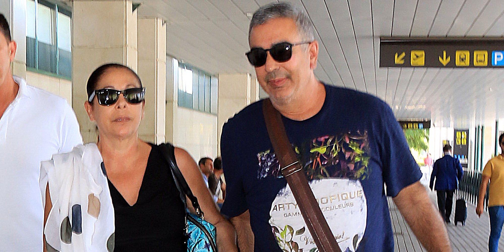 La supuesta bronca entre Agustín Pantoja e Isabel Pantoja que podría ser un antes y un después en su relación