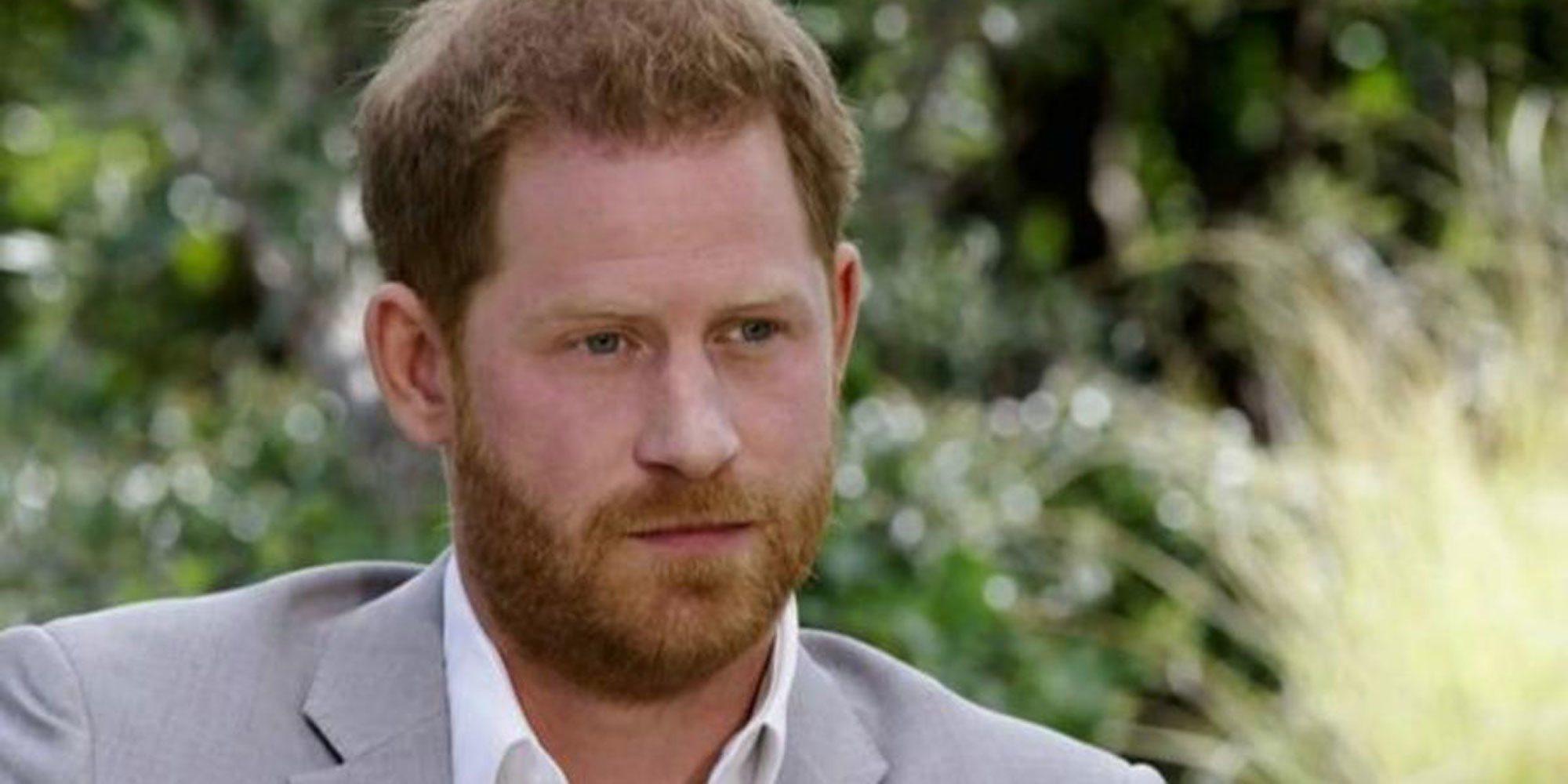 El Príncipe Harry reconoce cuándo dejó de recibir dinero de la Casa Real, de qué vive y el conflicto con la seguridad