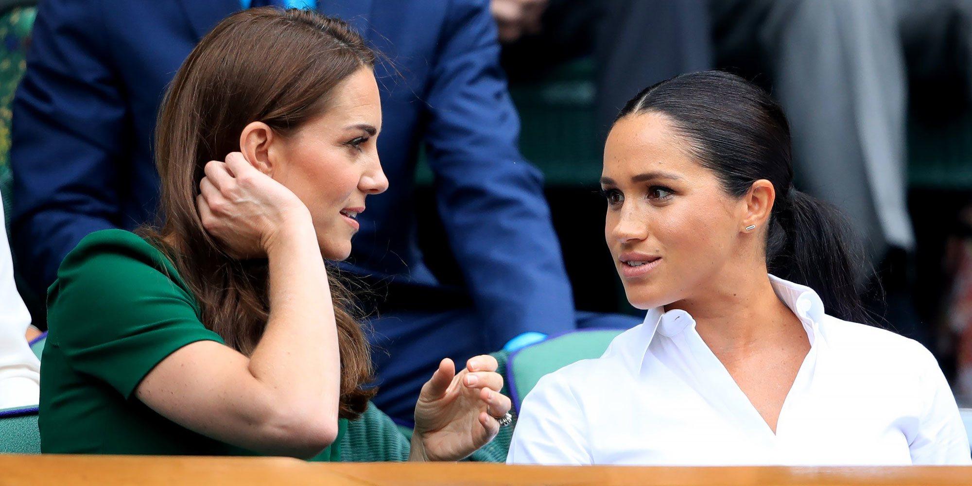 Lo que Meghan Markle no quiso decir sobre Kate Middleton: el motivo por el que empezó la pelea que acabó en lágrimas