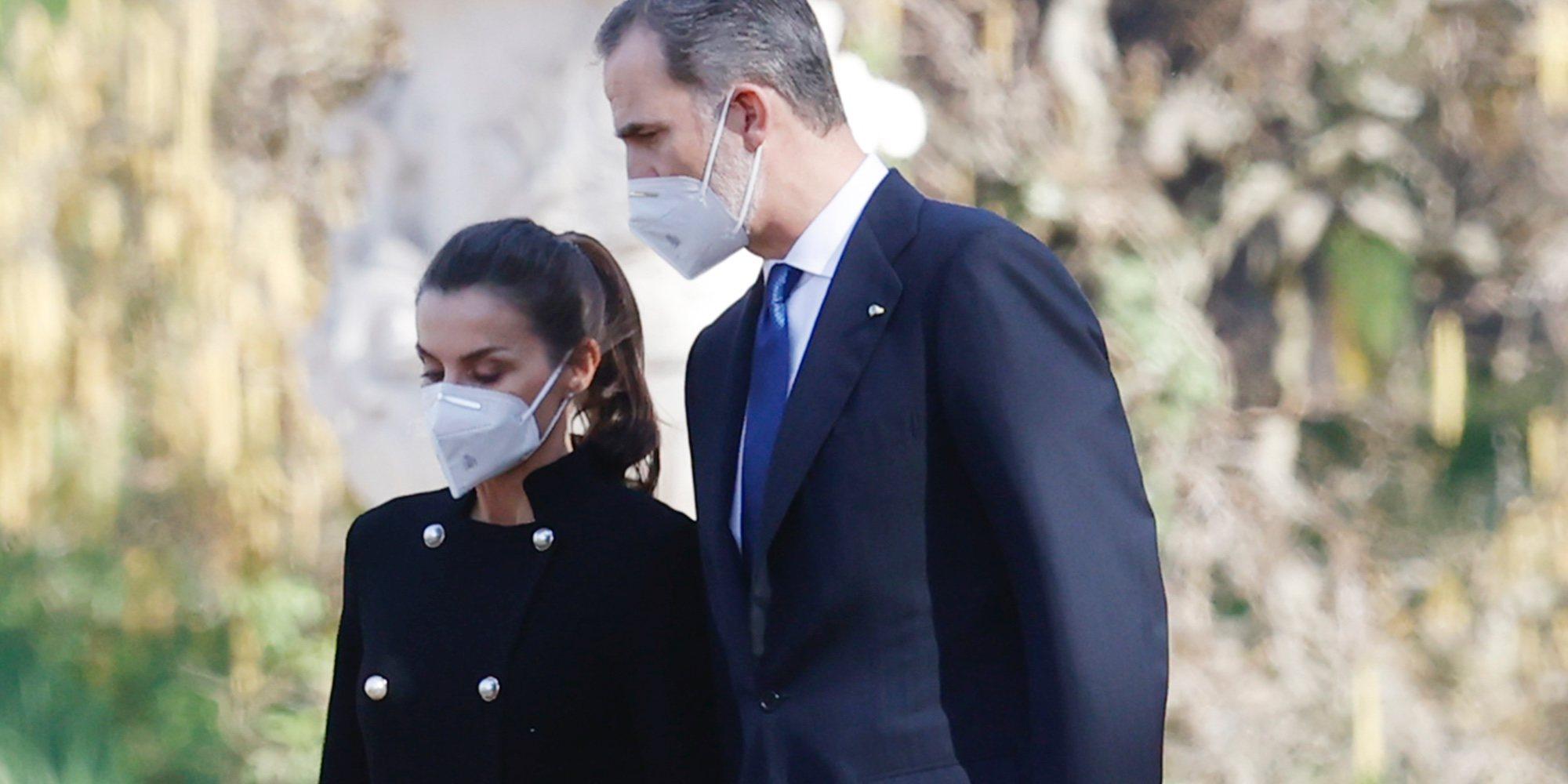Así fue el acto a las Víctimas del Terrorismo: con los Reyes Felipe y Letizia, discursos, recuerdo y un escenario excepcional