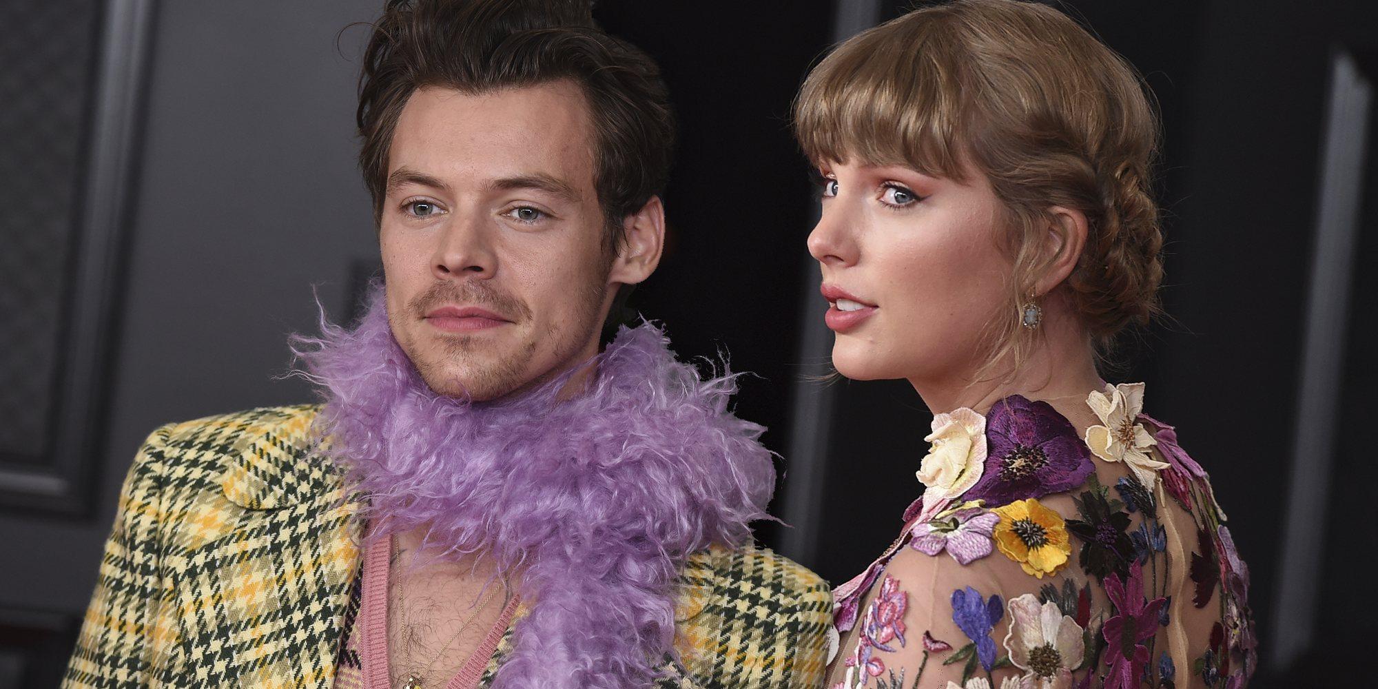 De Taylor Swift a Harry Styles: Así fue la inusual alfombra roja de los Grammy 2021