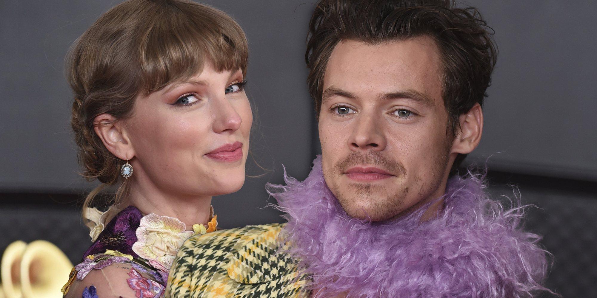 GRAMMYs 2021: Taylor Swift y Harry Styles demuestran la buena relación que sigue habiendo entre ellos