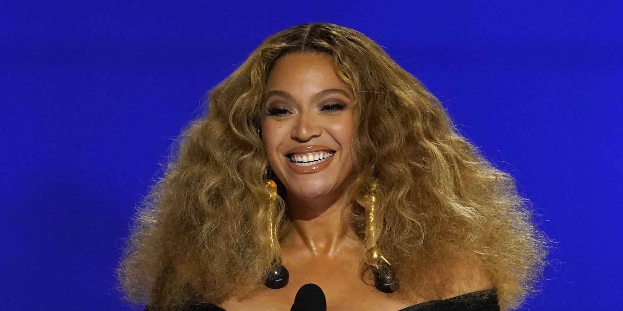 """Beyoncé tras convertirse en la cantante que más Grammys ha recibido: """"Es una noche tan mágica..."""""""