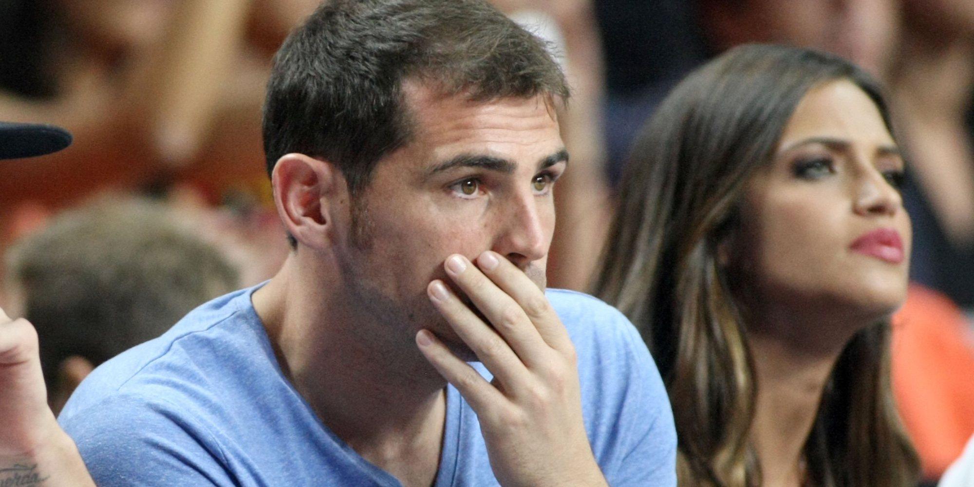 """Iker Casillas también habló de su mala relación con la prensa en su entrevista 'prohibida': """"Me están medio acosando"""""""