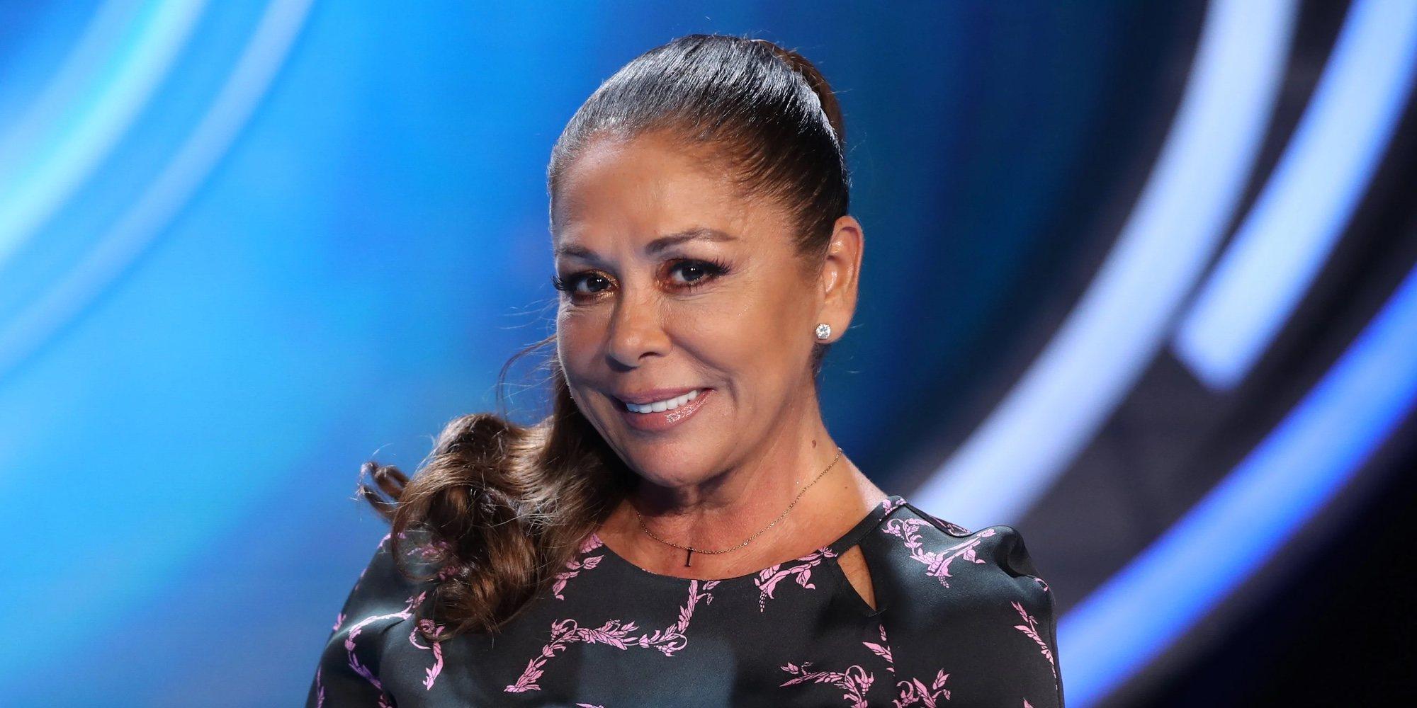 Isabel Pantoja podría volver a Telecinco como jurado de 'Top Star'
