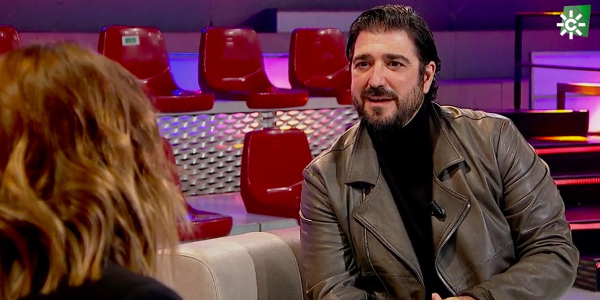 Antonio Orozco se emociona al hablar de la muerte de la madre de su hijo en 'Un año de tu vida'