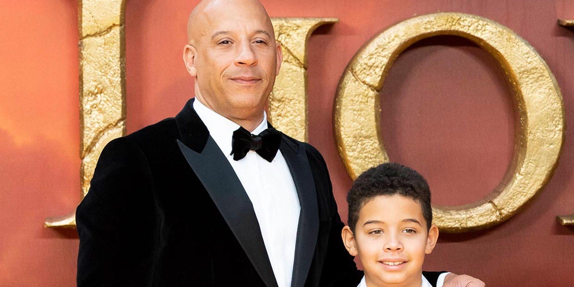 El hijo de Vin Diesel debuta en 'Fast & Furious 9' a los 10 años