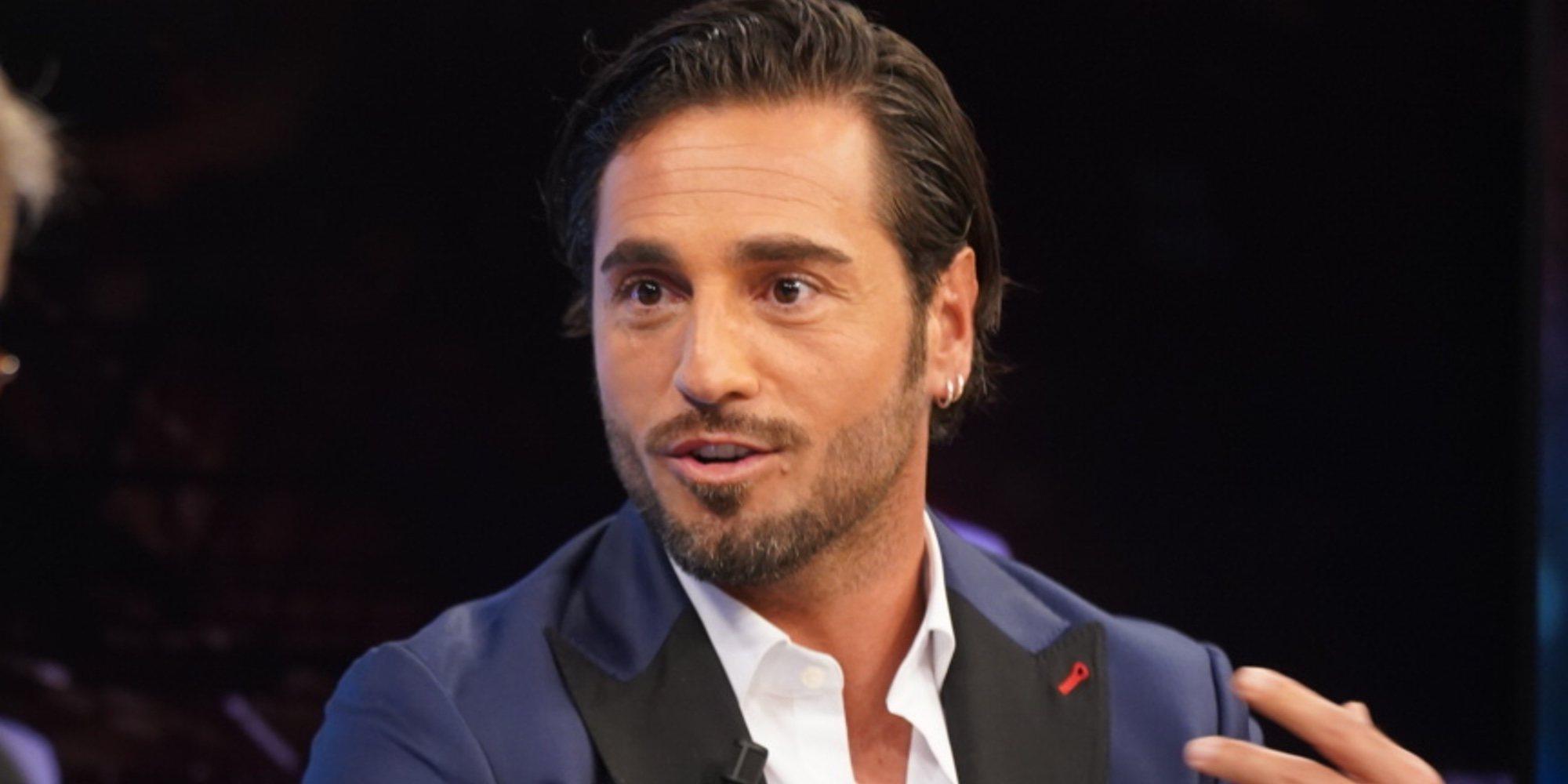 """David Bustamante se emociona en 'El Hormiguero' recordando a Álex Casademunt: """"Teníamos planes"""""""