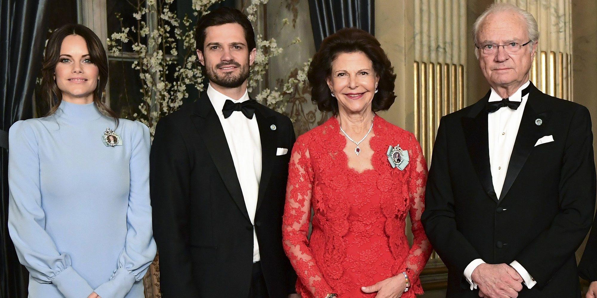 El invitado inesperado en el Te Deum con el que la Familia Real Sueca celebró el nacimiento de Julian de Suecia