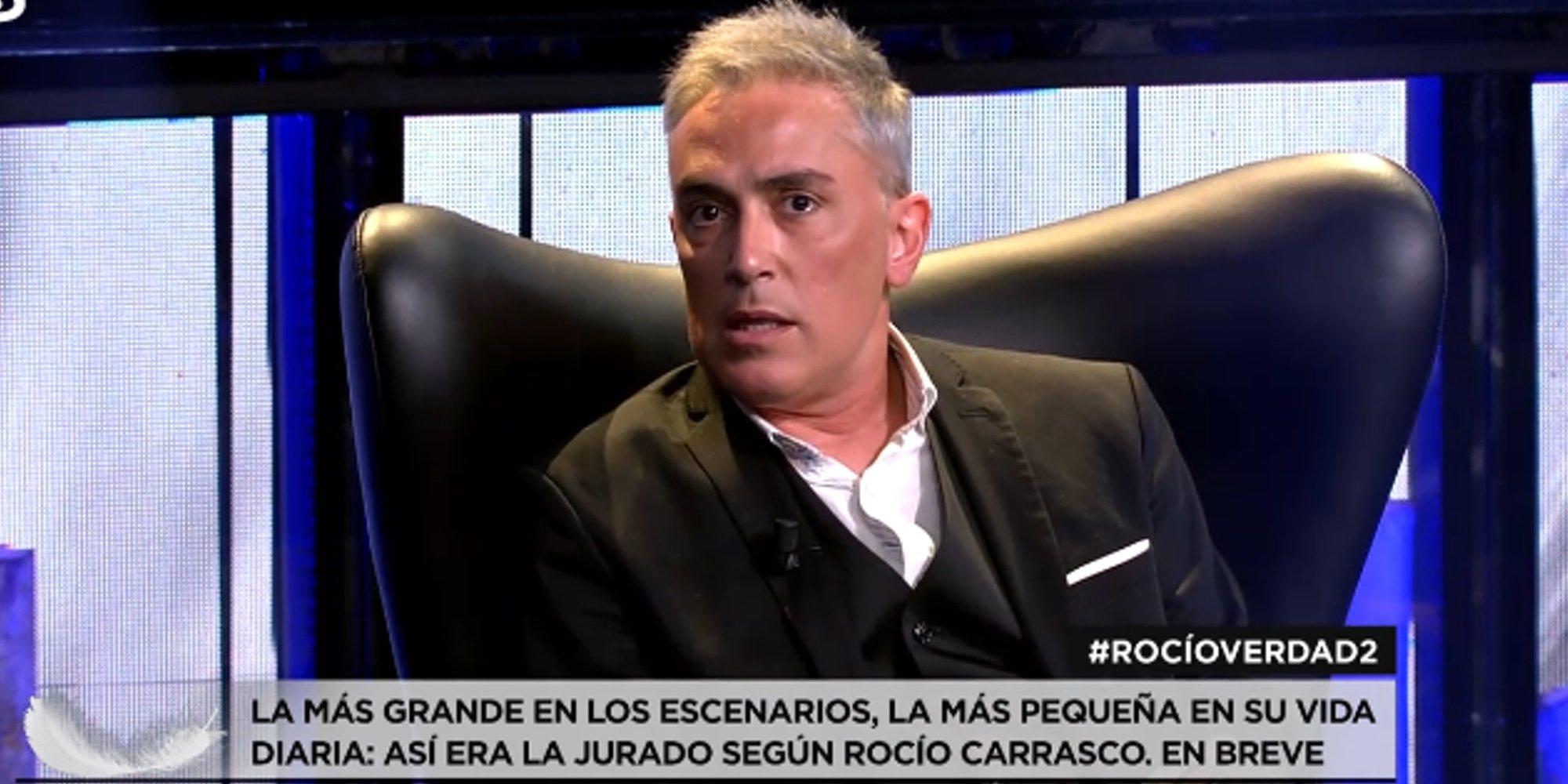 """Kiko Hernández carga contra Antonio David Flores: """"Me alegro de no ser su compañero"""""""