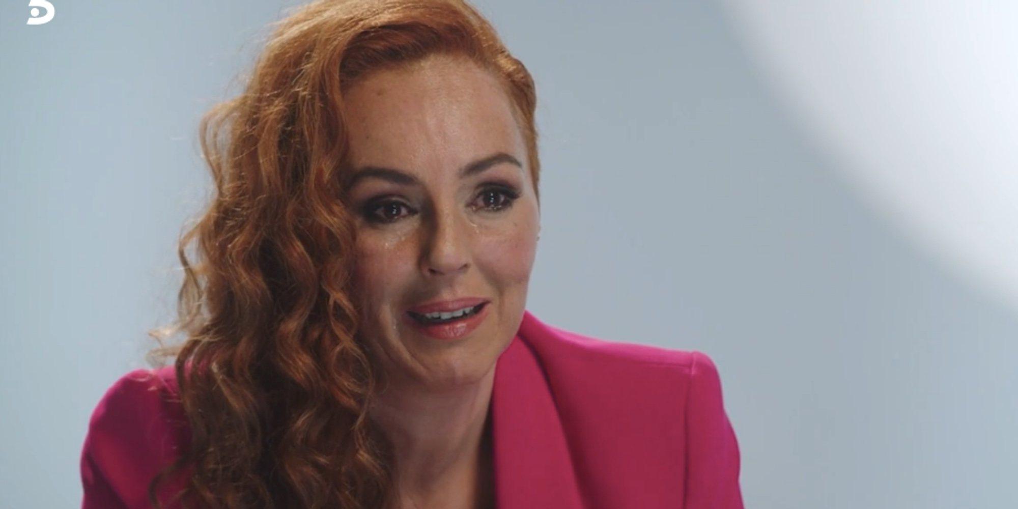 """Rocío Carrasco relata la infidelidad de Antonio David durante su segundo embarazo: """"Me dice que estoy loca"""""""
