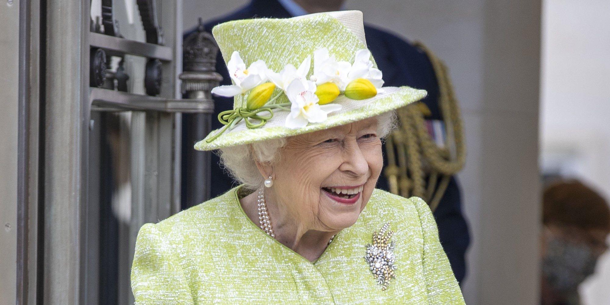 El primer acto público de la Reina Isabel tras la polémica entrevista de los Duques de Sussex