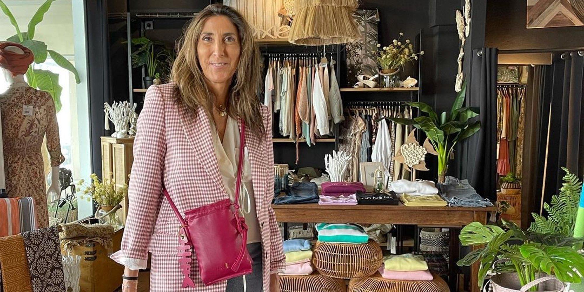 """Paz Padilla aclara que no se ha saltado las restricciones: """"Tengo que contratar gente para la tienda"""""""