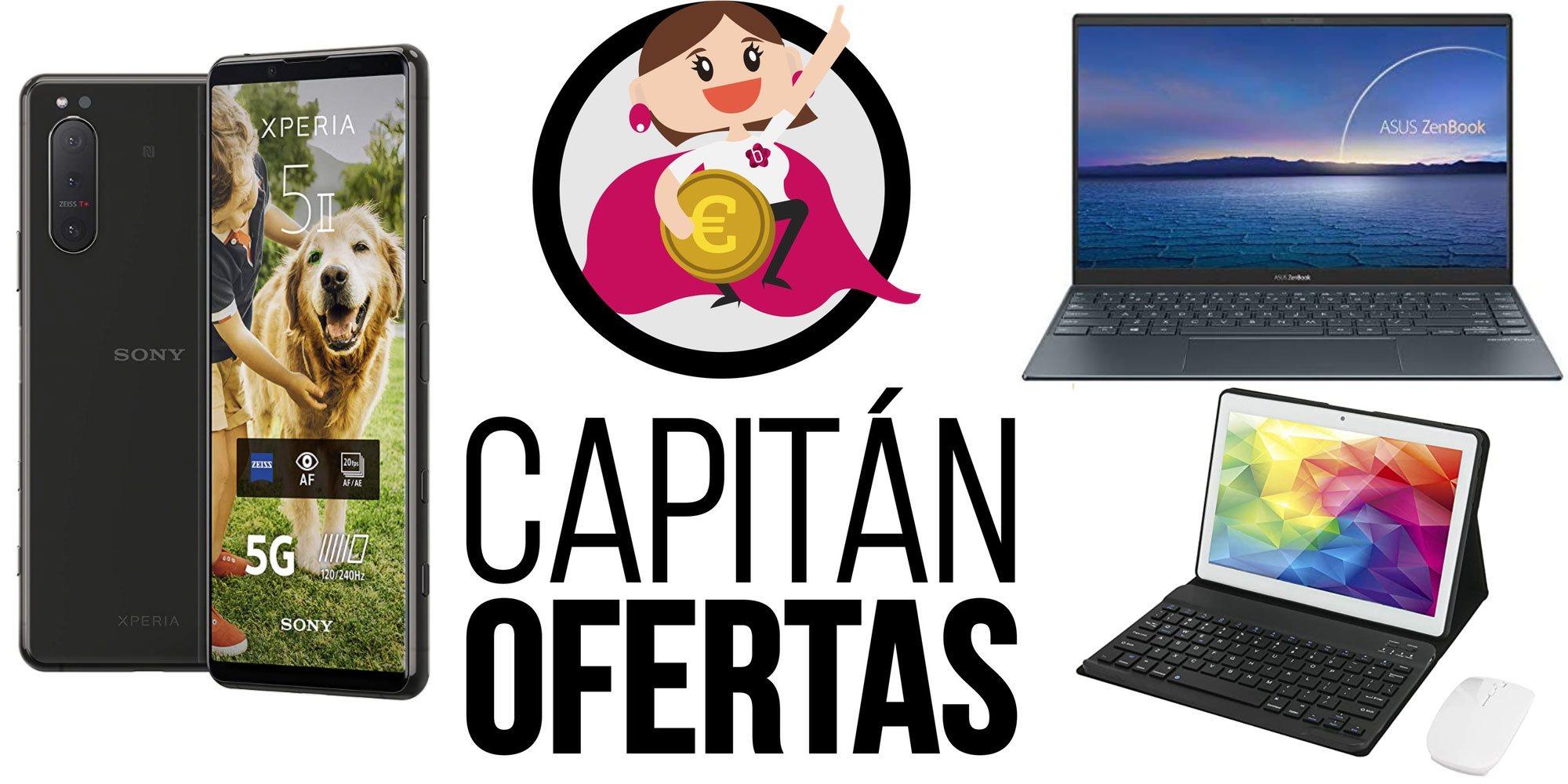 Los mejores descuentos para disfrutar de la tecnología con Capitán Ofertas