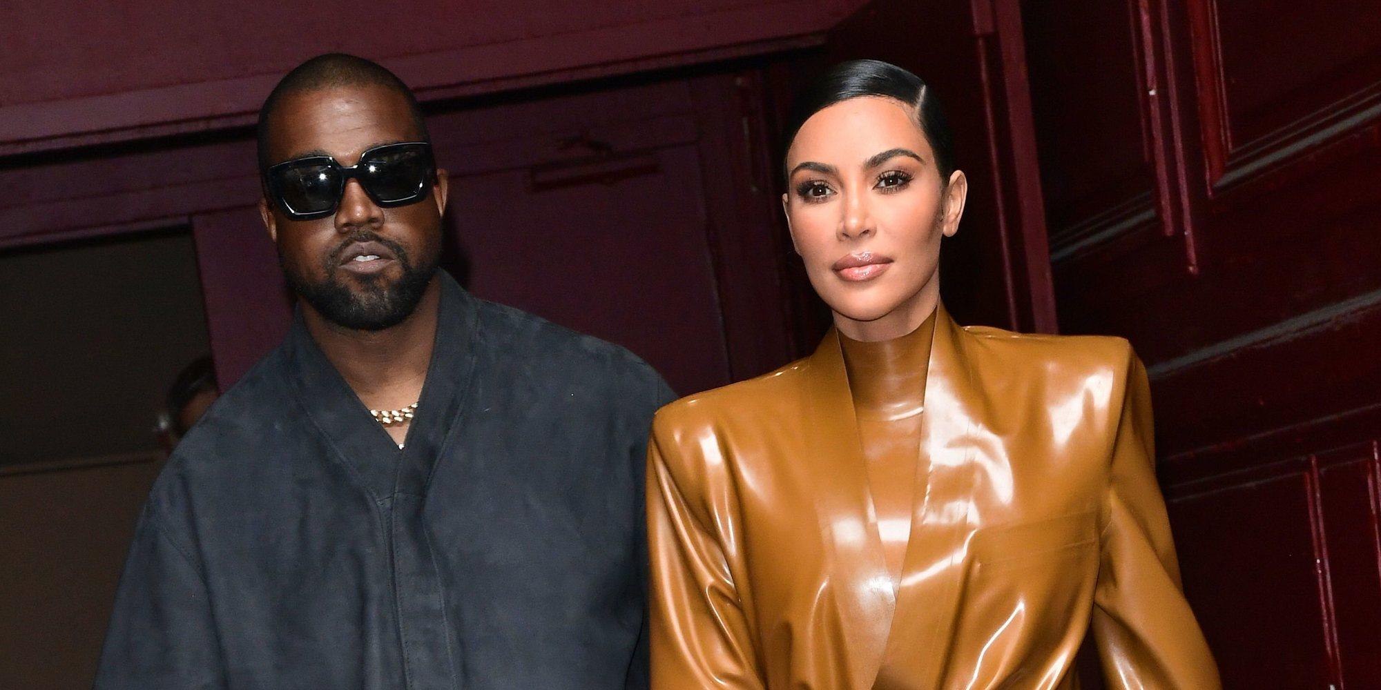 Kanye West estrenará su propio documental en pleno proceso de divorcio con Kim Kardashian
