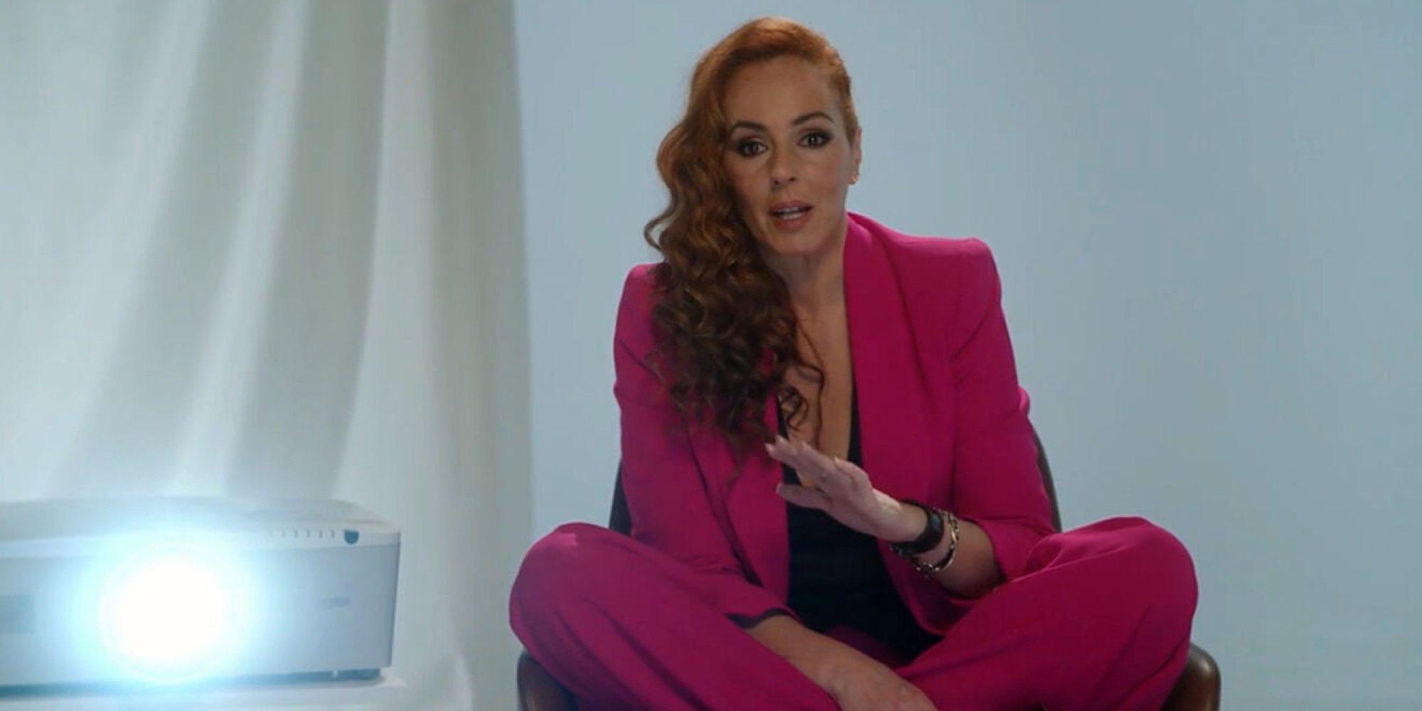 """Rocío Carrasco, contundente sobre su relación con Raquel Mosquera: """"Para mí no existe"""""""