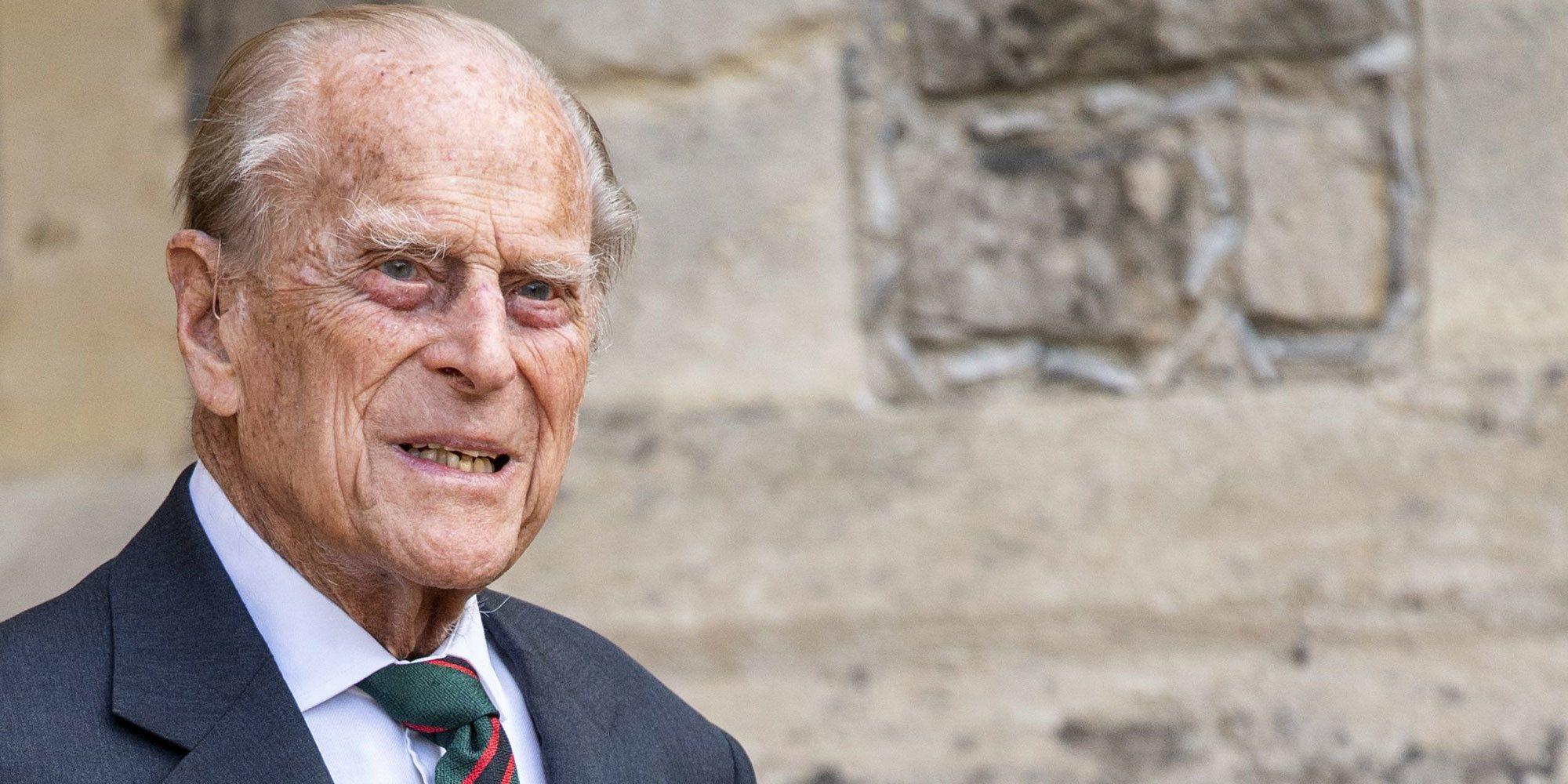 El final de la larga vida del Duque de Edimburgo: confinamiento, reencuentro, una boda y una cálida despedida